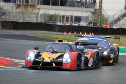 Ребека Джексон, Хесус Фустер, #11 By Speed Factory Ligier JPS3 - Nissan