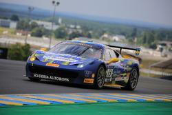 #13 Scuderia Autoropa Ferrari 458 Challenge Evo: Martin Nelson