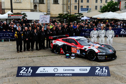 #57 Team AAI Chevrolet Corvette C7-R: Джонні О'Коннелл, Олівер Брайант, Марк Паттерсон
