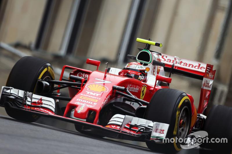 Ferrari: 30 очков