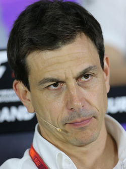 Toto Wolf, Mercedes AMG F1 Team
