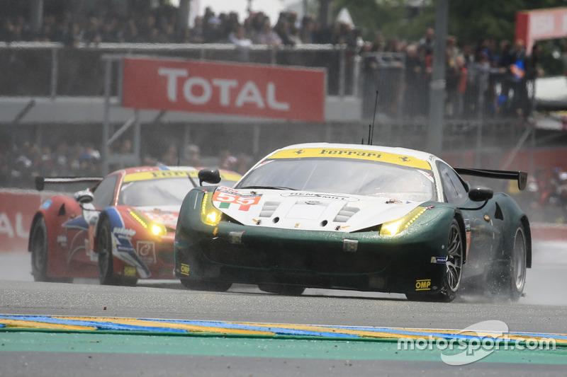 43e: #55 AF Corse Ferrari 458 Italia: Duncan Cameron, Matt Griffin, Aaron Scott