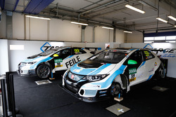 Josh Files, Target Competition, SEAT Leon TCR; Mike Beckhusen, Target Competition, SEAT Leon Cup Racer