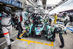 #23 Panis Barthez Competition, Ligier JS P2 Nissan: Fabien Barthez, Timothé Buret, Paul-Loup Chatin