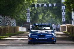 Paul Smith im Ford RS Cosworth RS500