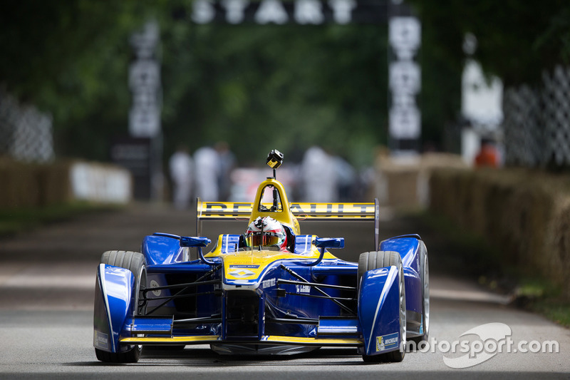 Renault Formula E ZE15 - Charles Pic