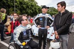 #84 SRT41 by Oak Racing Morgan - Nissan: Frédéric Sausset et Jean-Bernard Bouvet