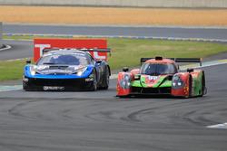 #99 Wineurasia Limited, Ligier JPS3 - Nissan: William Lok