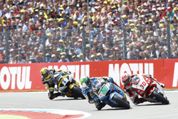 Franco Morbidelli, Marc VDS y Takaaki Nakagami, Honda Team Asia