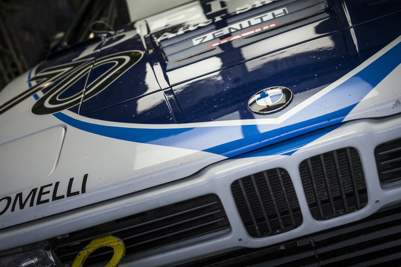 Тести BMW M1 Procar