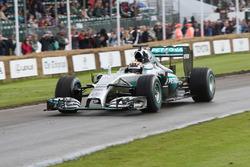 Pascal Wehrlein, Mercedes-Benz F1 W05 Hybrid