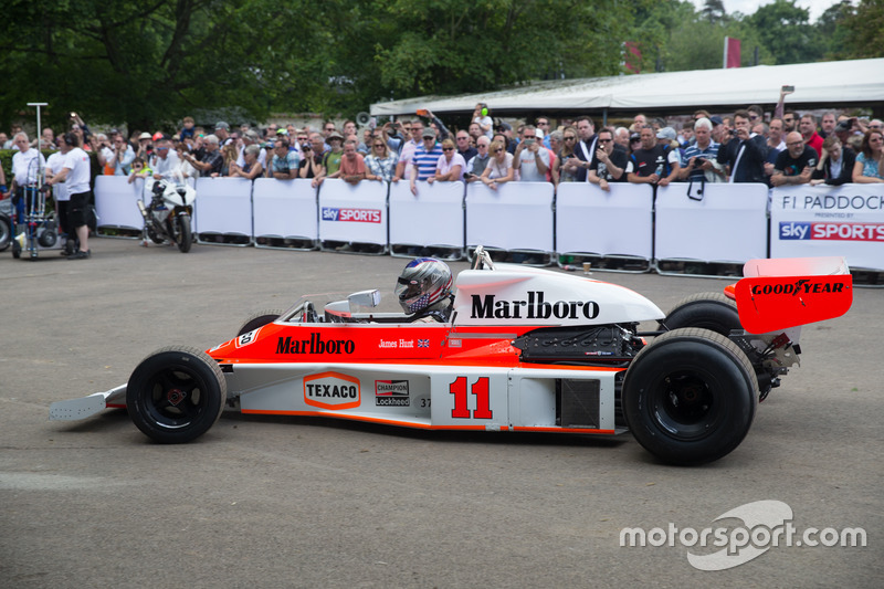 McLaren -Cosworth M23 - Charles Nearburg