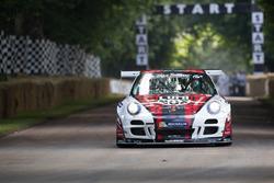 Porsche 911 GT3 Cup Turbo - Jeff Zwart