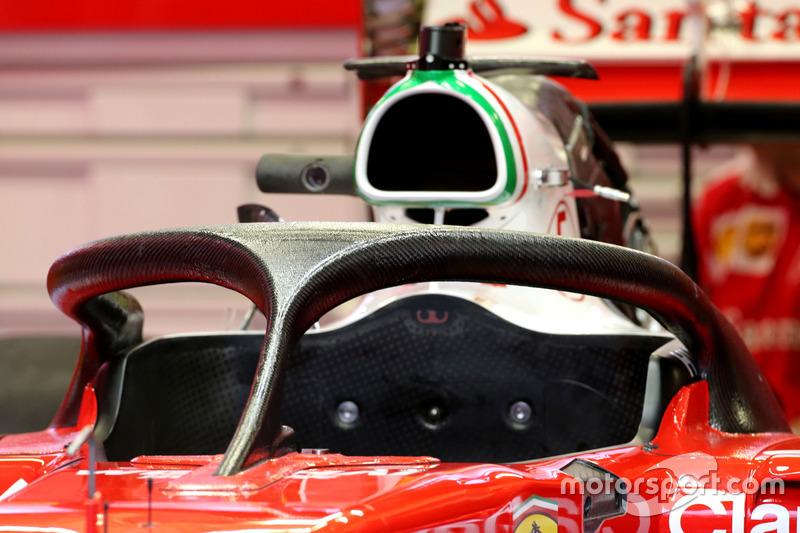Yeni Ferrari Halo