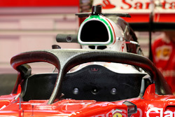 New Ferrari Halo