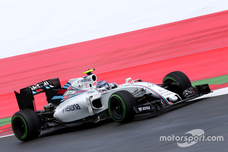 7: Валттері Боттас, Williams FW38
