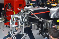 Red Bull Racing nose assembly