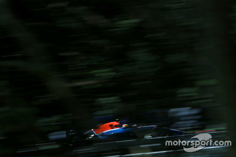 8. Rio Haryanto, Manor Racing
