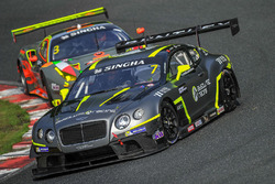 #7 Absolute Racing Bentley Continental GT3: Adderly Fong, Andrew Kim