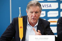 DHL Press Conference, Phil Couchmai - CEO DHL Europe