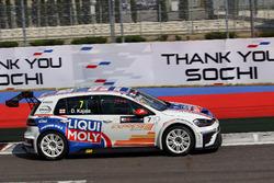 Davit Kajaia, Liqui Moly Team Engstler, Volkswagen Golf GTI TCR