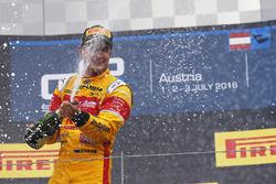 Sieger Mitch Evans, Pertamina Campos Racing
