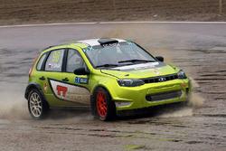 Егор Санин, Lada Kalina 2, Volkswagen World RX of Sweden