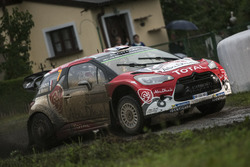 Стефан Лефевр и Габен Моро, Citroën DS3 WRC, Abu Dhabi Total World Rally Team