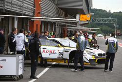 #99 Rowe Racing, BMW M6 GT3: Maxime Martin, Alexander Sims, Philipp Eng