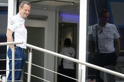 Steve Nielsen, Williams Sporting Manager