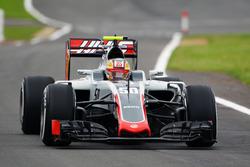 Charles Leclerc, pilote d'essais Haas F1 Team VF-16