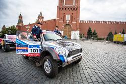 رقم 101 ميني: فلاديمير فاسيلييف، قسطنطين زيلتسوف