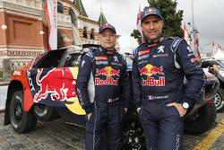 #100 Peugeot : Stéphane Peterhansel, Jean-Paul Cottret