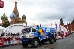 #303 Kamaz: Anton Shibalov, Robert Amatych, Almaz Khisamiev