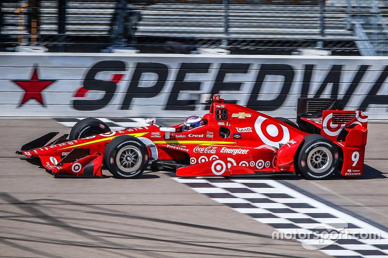 2016: Letzte IndyCar-Saison mit Hauptsponsor Target