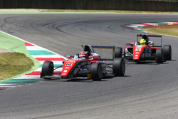 Juan Manuel Correa, Prema Powerteam and Mick Schumacher, Prema Powerteam