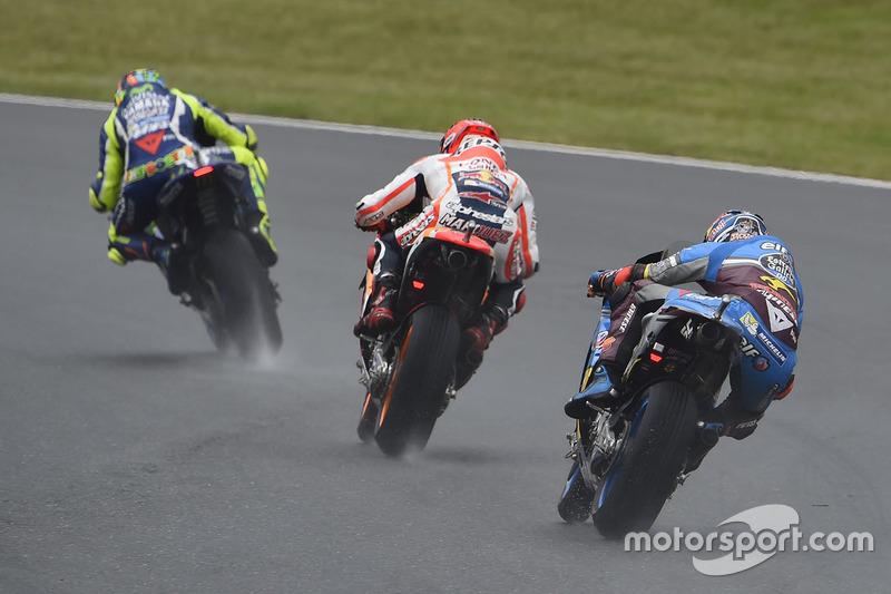 Valentino Rossi – Yamaha – Platz 8