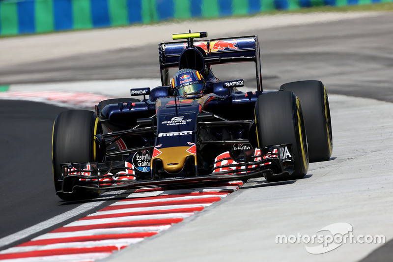 6. Carlos Sainz, Scuderia Toro Rosso STR11