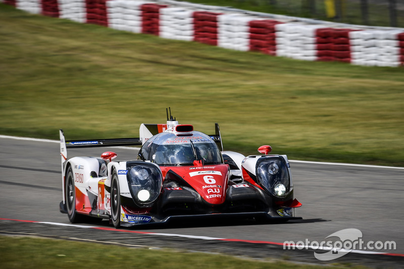 5. LMP1: #6 Toyota Racing, Toyota TS050 Hybrid