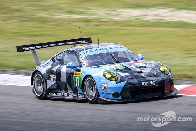 6. GTE-Pro: #77 Dempsey Proton Competition, Porsche 911 RSR: Richard Lietz, Michael Christensen