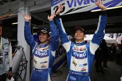GT300 polesitter #25 Team Tsuchiya Toyota MC86: Takeshi Tsuchiya, Takamitsu Matsui