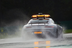 FIA Safety-Car im Regen