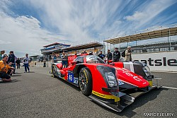 24h Le Mans 2015 test day