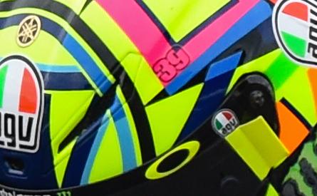 Casco Rossi LS39