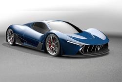 Concept Hypercar Maserati
