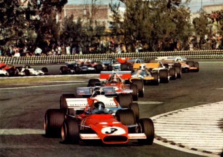 1970 год. Жаки Икс, Ferrari