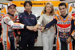 Repsol y Honda extienden sociedad