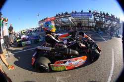 2016 SuperNats Grid Fish Eye