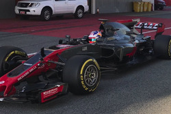 Haas F1 Team VF-17 launch