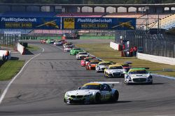 ADAC GT Masters Race 2 - Formation Lap